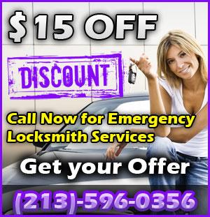 24 Hour Locksmith Los Angeles Coupon